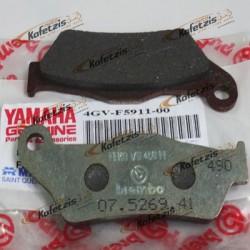 ΓΝΗΣΙΑ ΤΑΚΑΚΙΑ YAMAHA 4GV-F5911-00