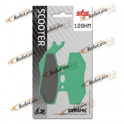 ΤΑΚΑΚΙΑ SBS 120HM SFA194 SCOOTER 50-125CCM