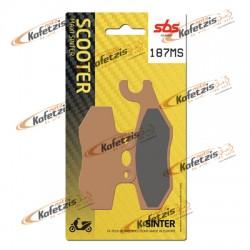 ΤΑΚΑΚΙΑ SBS 187MS FA418 MAXI SCOOTER 250-600CCM