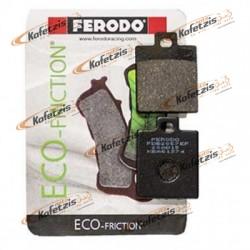 ΤΑΚΑΚΙΑ FERODO ECO-FRICTION FDB889EF ΥΨΗΛΗΣ ΠΟΙΟΤΗΤΑΣ ΓΙΑ ΜΟΤΟΣΥΚΛΕΤΕΣ