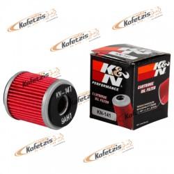 ΦΙΛΡΟ ΛΑΔΙΟΥ K&N PERFORMANCE X-Tream KN141
