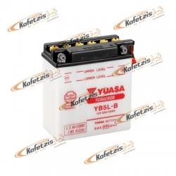 ΜΠΑΤΑΡΙΑ YUASA YAMAHA YB5L-B